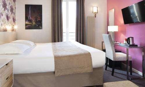 Hôtel Soft - chambre offre