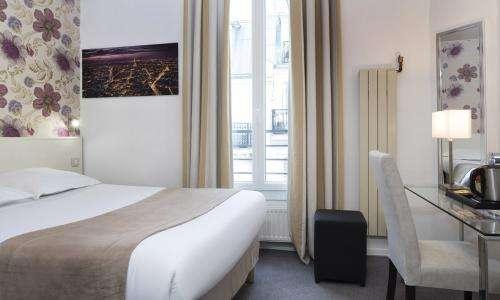 Soft Hotel - Habitacion